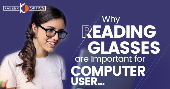 Why glasses are important for computer users