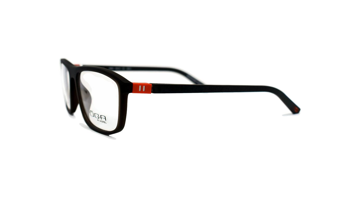 Full Frame Plastic 8203 Black