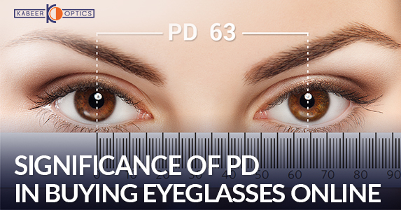 Significance of PD in Buying Eyeglasses Online