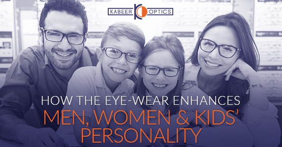 Best Glasses for your Personality